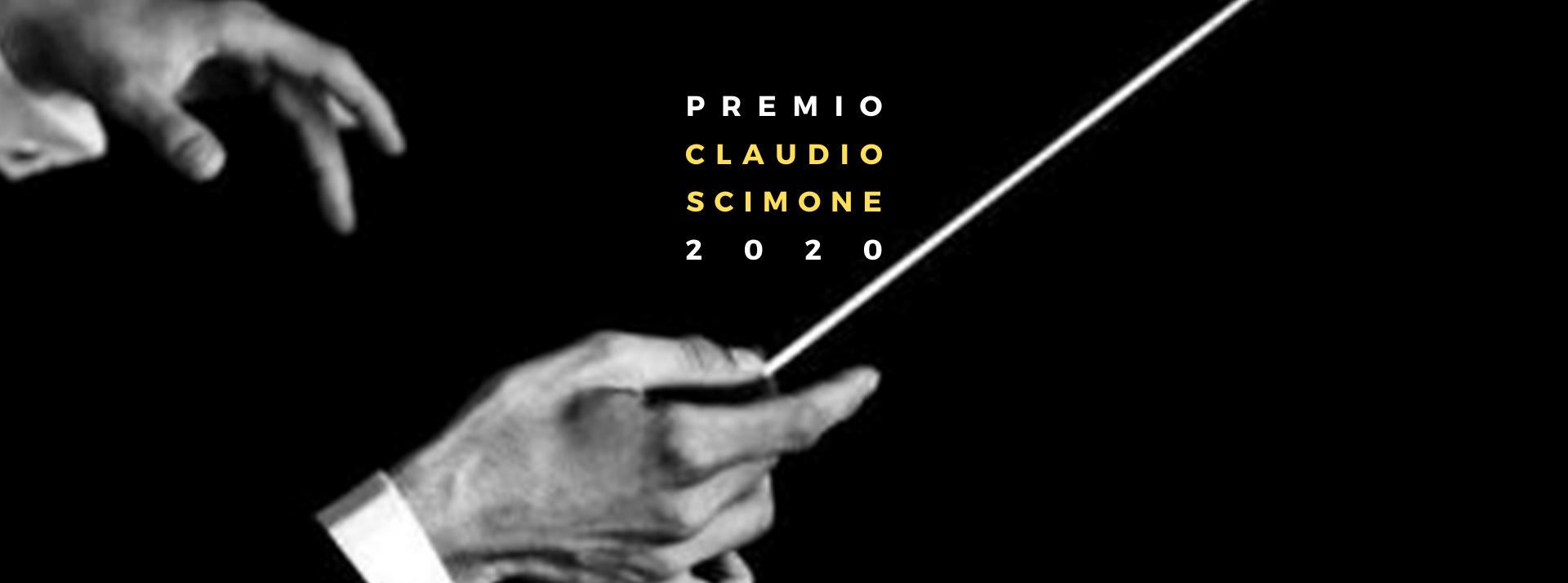 Il Premio Internazionale Claudio Scimone 2020